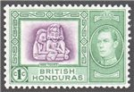British Honduras Scott 115 Mint