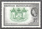 British Honduras Scott 144 Mint