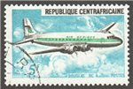 Central African Republic Scott 95 Used