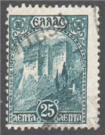 Greece Scott 324 Used