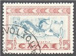 Greece Scott 396 Used