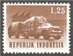 Indonesia Scott 627 MNH