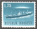 Indonesia Scott 628 MNH