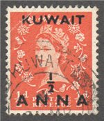Kuwait Scott 120 Used
