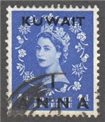 Kuwait Scott 103 Used