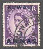 Kuwait Scott 107 Used