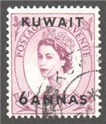 Kuwait Scott 109 Used