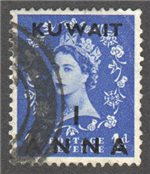 Kuwait Scott 121 Used