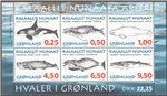 Greenland Scott 308a MNH S/S (A12-6)