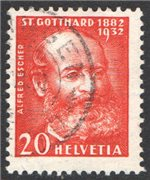 Switzerland Scott 217 Used