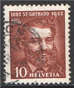 Switzerland Scott 216 Used
