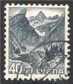 Switzerland Scott 236 Used