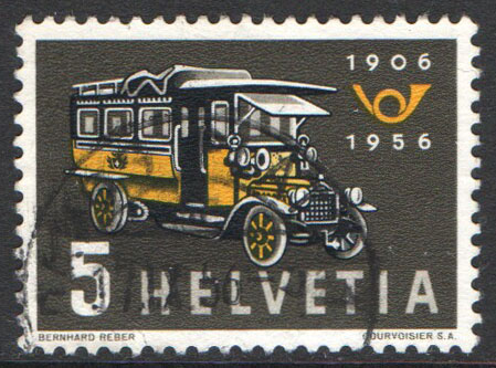 Switzerland Scott 355 Used