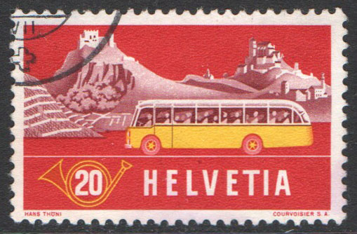 Switzerland Scott 346 Used