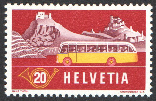 Switzerland Scott 346 MNH