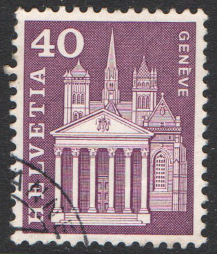 Switzerland Scott 389 Used