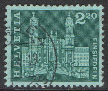 Switzerland Scott 399A Used