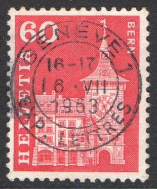 Switzerland Scott 391 Used