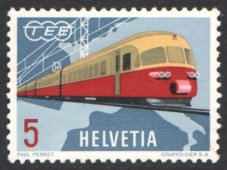 Switzerland Scott 412 Used