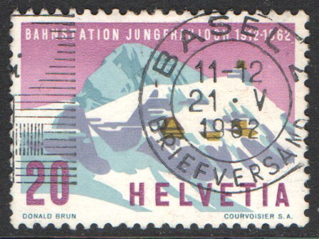 Switzerland Scott 414 Used