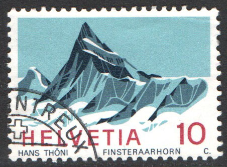 Switzerland Scott 479 Used