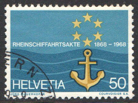 Switzerland Scott 494 Used
