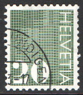 Switzerland Scott 522 Used