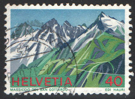 Switzerland Scott 618 Used