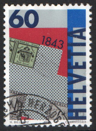 Switzerland Scott 925 Used