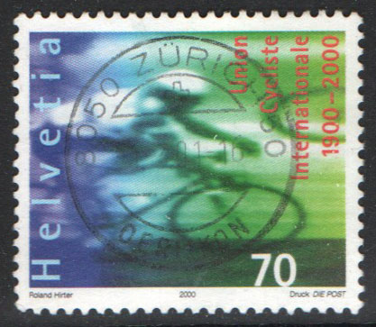 Switzerland Scott 1066 Used