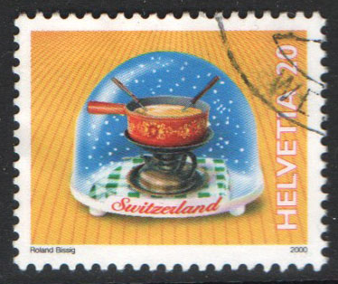 Switzerland Scott 1068 Used