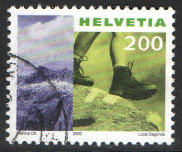 Switzerland Scott 1089 Used