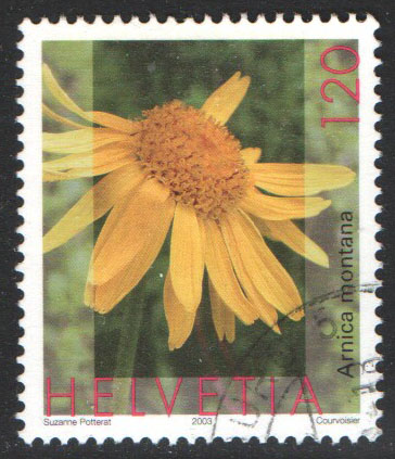 Switzerland Scott 1145 Used
