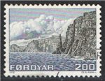 Faroe Islands Scott 15 Used