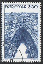 Faroe Islands Scott 183 Used