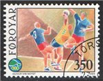 Faroe Islands Scott 194 Used