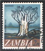 Zambia Scott 40 Used