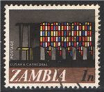 Zambia Scott 39 Used