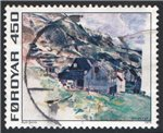 Faroe Islands Scott 19 Used