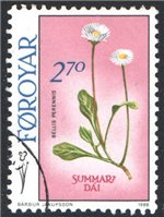 Faroe Islands Scott 169 Used