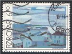 Faroe Islands Scott 167 Used