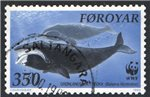 Faroe Islands Scott 209 Used