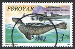 Faroe Islands Scott 239 Used