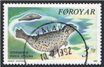 Faroe Islands Scott 240 Used