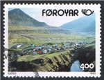 Faroe Islands Scott 250 Used