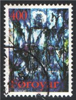 Faroe Islands Scott 293 Used