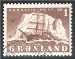 Greenland Scott 36 Used