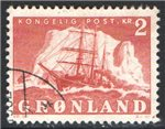 Greenland Scott 37 Used