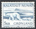 Greenland Scott 73 Used