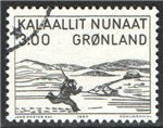 Greenland Scott 116 Used